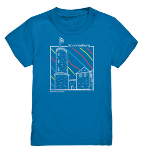 Sparrenburg, Bielefeld - Kids Premium Shirt