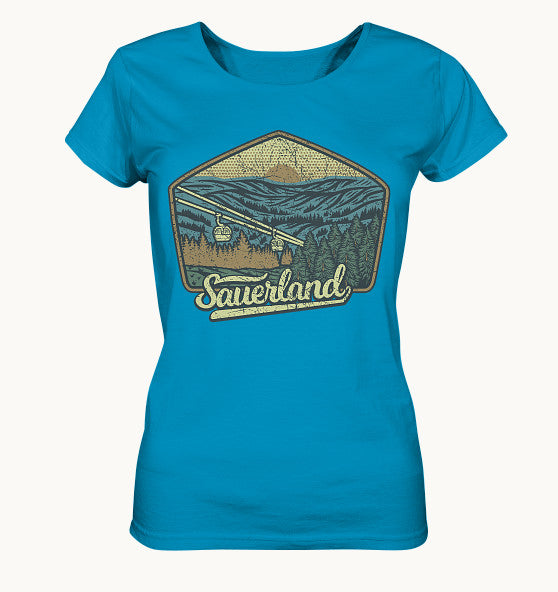 Sauerland - Ladies Organic Shirt