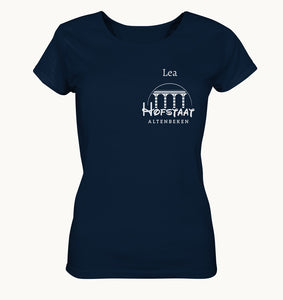 Hofstaat (Lea) - Ladies Organic Shirt