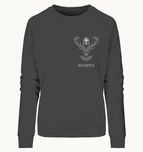 Kempen (Brust) - Ladies Organic Sweatshirt