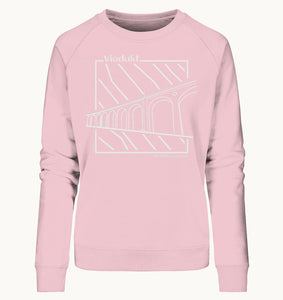 Viadukt, Altenbeken - Ladies Organic Sweatshirt