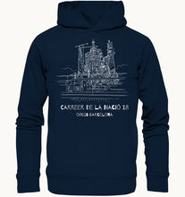 Laden Sie das Bild in den Galerie-Viewer, Nació 18 - Organic Fashion Hoodie