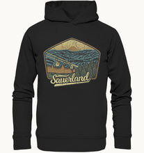 Laden Sie das Bild in den Galerie-Viewer, Sauerland - Organic Fashion Hoodie