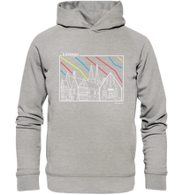 Laden Sie das Bild in den Galerie-Viewer, Lemgo - Organic Fashion Hoodie