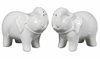 Elephant Festival Salt & Pepper Shakers