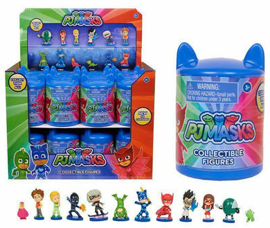 PJ Masks Collectible Figures - Mystery Capsule - Series 5 or 6