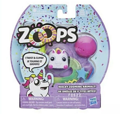 Zoops Electronic Twisting Zooming Climbing Toy