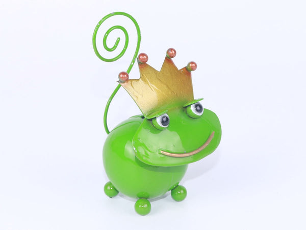 King Frog as Card Holder