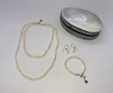 Jewelry set with Jewelry box