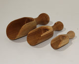 Wooden Scoop