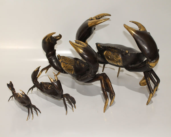 Crab in 4 size option