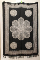 Sarong with Bling (SAR-042B)
