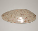 Shell soap holder