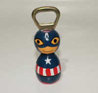 Super Hero Bottle Opener (5 pack)