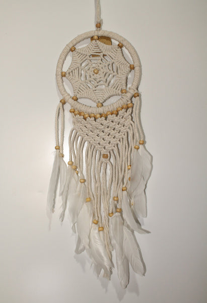 Flower Dream Catcher