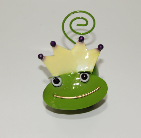 Frog as Card Holder