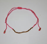 Anklet with Metal and Brass