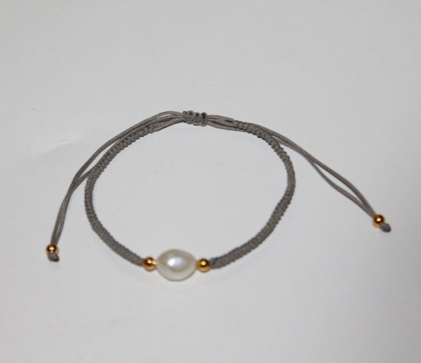 Bracelet with Water Pearl