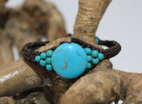 Bracelet with Artificial Stone