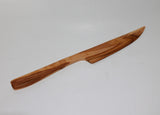 Large Knife from Teak Wood