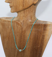 Necklaces with Stone