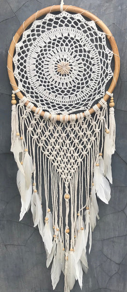 Dream Catcher with Shell