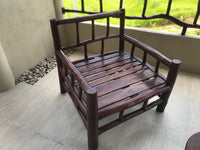 Chair from Coffee Wood