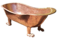 Copper Bathroom Furniture's