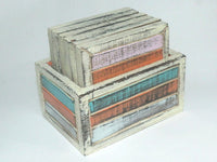 Square coaster Pack of 6 in a box