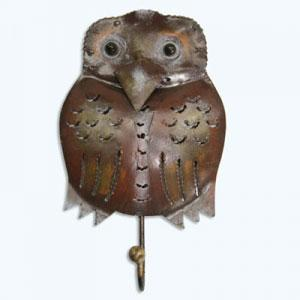 Owl Iron Hook