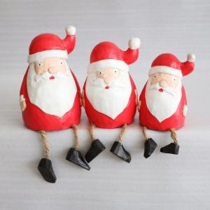 Father Chistmas set of 3