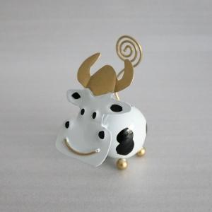 Cow as Card Holder