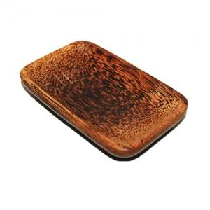 Rectangular Plate (Palm wood)