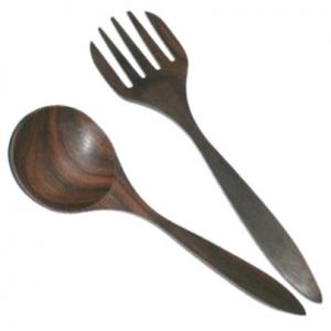 Salad set with 5 grab (Rosewood)