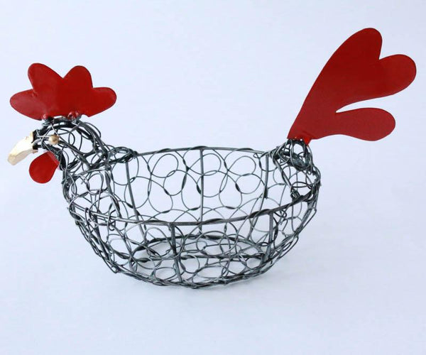Chicken basket Oval