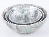 Bowl set of 3