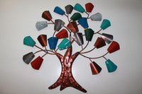 The tree of life in 3 color XL 65cm