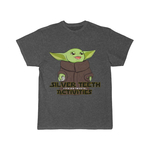 Silver Teeth Baby Yoda T-Shirt
