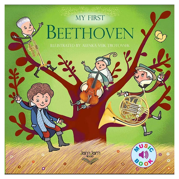 My First Beethoven - Music Book