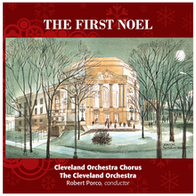 Load image into Gallery viewer, The First Noel CD - Gift with Chorus Fund Donation