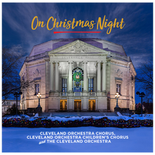 Load image into Gallery viewer, On Christmas Night CD - Gift with Chorus Fund Donation