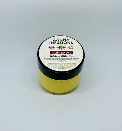 Canna Infuzions Pain Salve - Beyond Full Spectrum