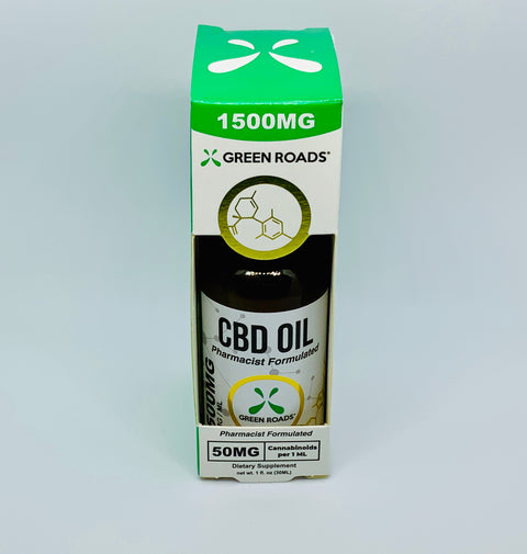 Green Roads CBD Oil - Beyond Full Spectrum