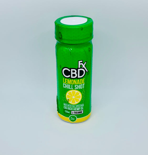 CBD FX Chill Shot 20mg - Beyond Full Spectrum