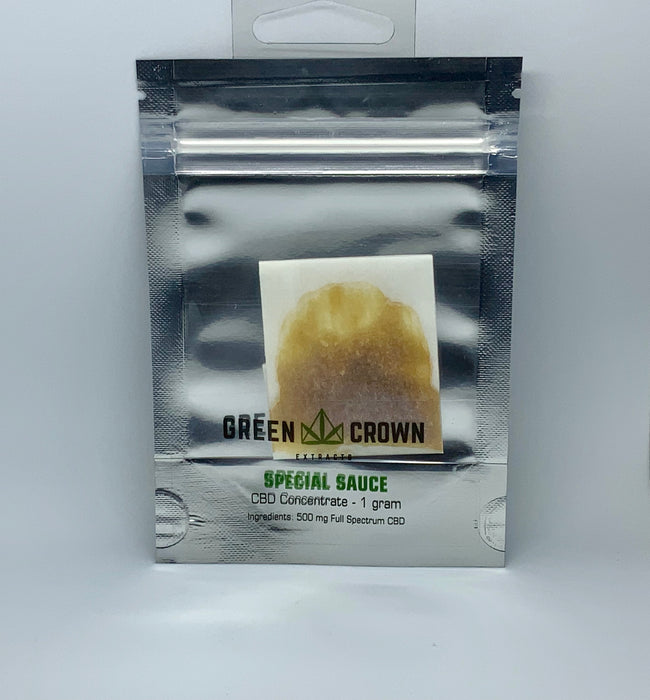 Special Sauce CBD Concentrate - Beyond Full Spectrum
