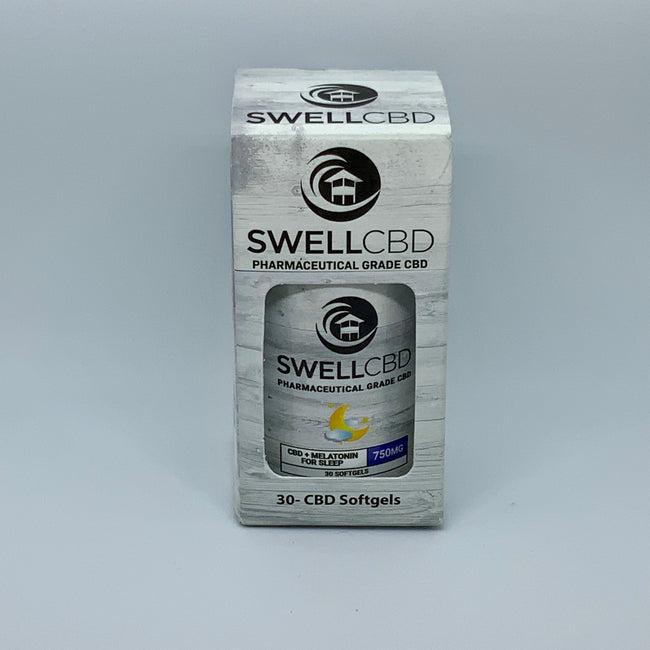 Swell CBD Capsules - Beyond Full Spectrum