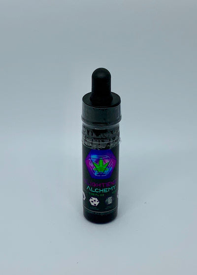 Inlightened Alchemy Full Spectrum CBD Oil - Beyond Full Spectrum