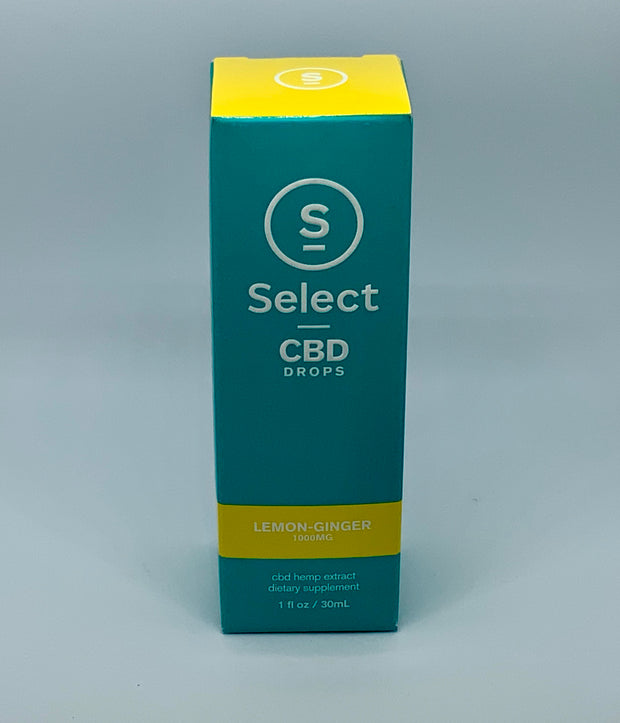 Select CBD Oil - Beyond Full Spectrum