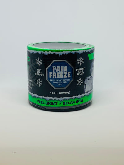 Hemp Bombs Pain Freeze - Beyond Full Spectrum