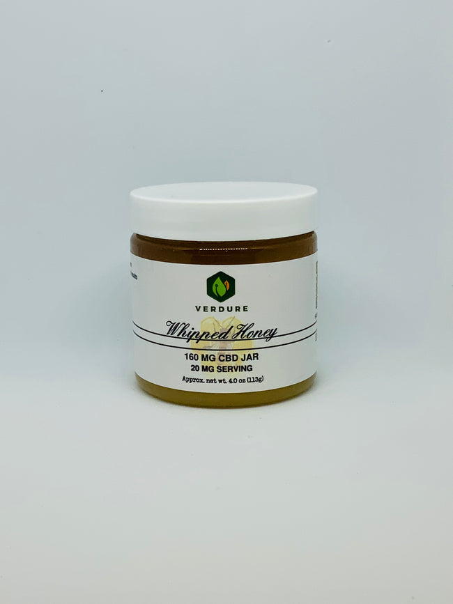 Verdure Whipped Honey 4 oz - Beyond Full Spectrum
